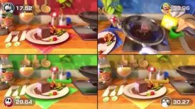 Terroriser can't cook