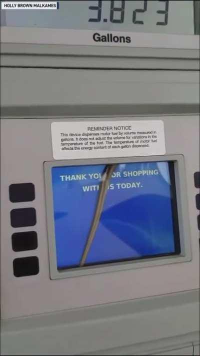 I'll just find a different pump..