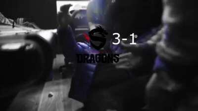 shanghai dragons game be like sorry its badly edited made it in a rush ahahaha