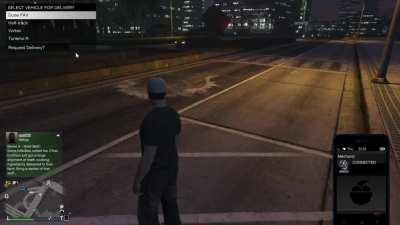 GTA online is a crazy game
