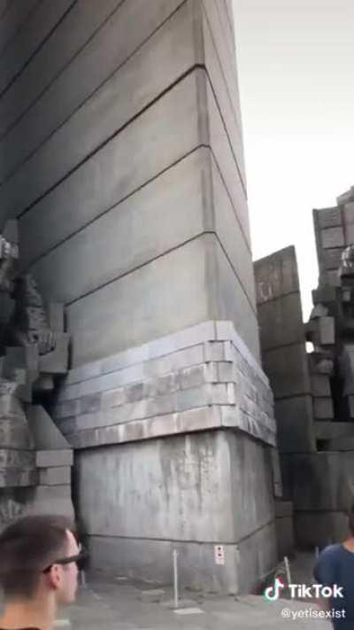 Beautiful brutalism
