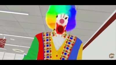 The K-Mart Clown