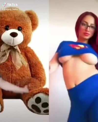 Mira el oso ctm