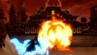 """I re-scored Zuko and Azula's agni kai with """"Jedi Fury"""" from Return of the Jedi (Samuel Kim's version) and thought it fit pretty well."""