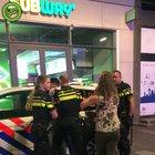 Woman thinks she can assault a dutch cop without consequences. Then finds out how it really works.