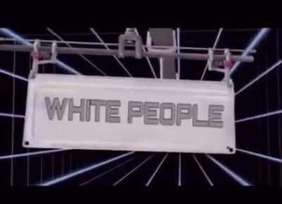 How white people were made😳‼️‼️‼️