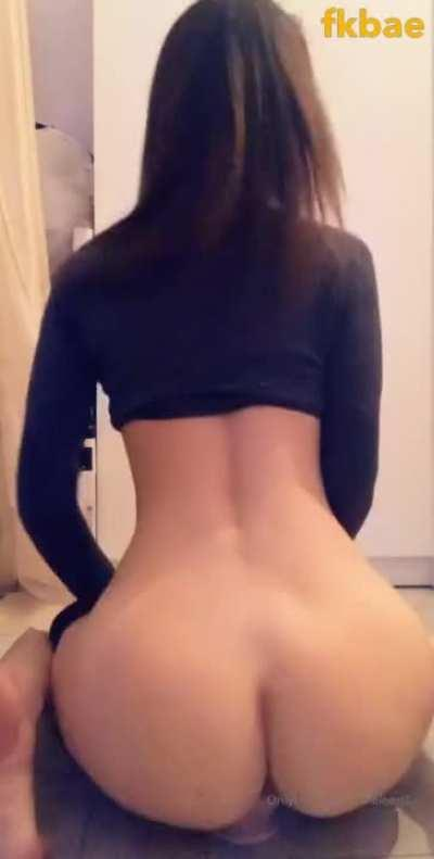 Good view from behind