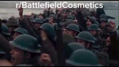 The Battlefield V community right about now