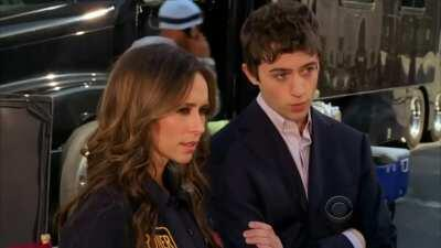 From Ghost Whisperer - Side view is a great view