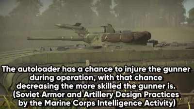 Perfectly Cut Gunner's Arm