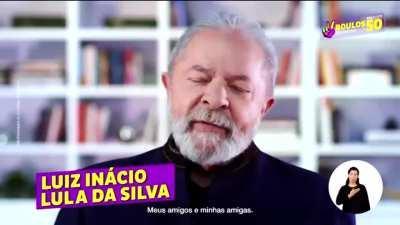 Ciro, Dino, Lula e Marina na propaganda eleitoral do Boulos em SP