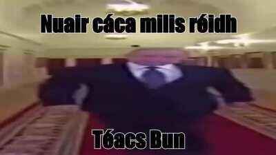 MemesAsGaeilge