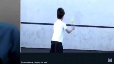 Tennis ball