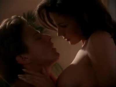 Krista Allen - Emmanuelle 4: Concealed Fantasy (1994)