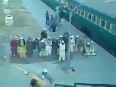Anti Muslim Indian Railways