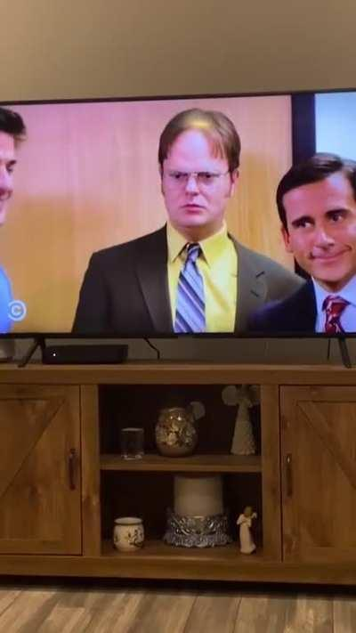 Perfectly Cut Screams - The Office Edition.