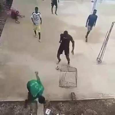 Mad Goalkeeping Skills