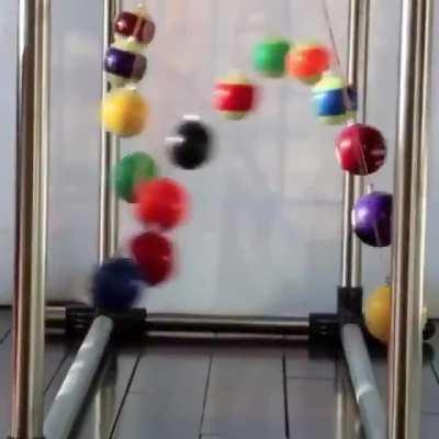 Physics can be very mesmerizing