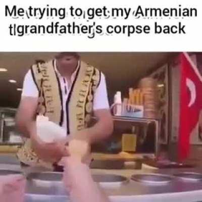 My grandad proud war criminal