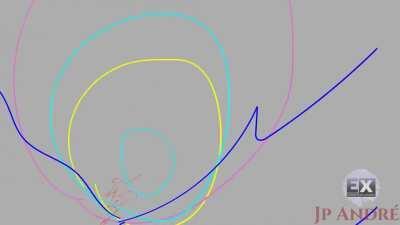 Jin Vs Goto Fan Animation (Sketch)