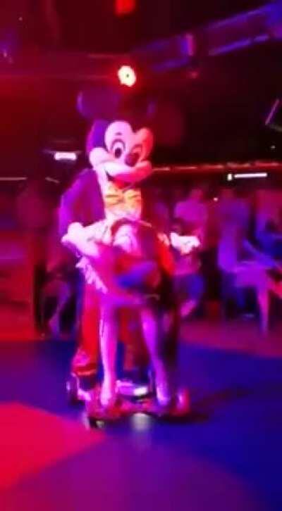 Mickey Gone Wild!