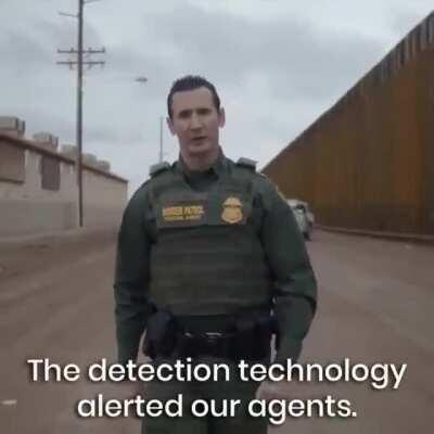 Video of illegal aliens climbing the border wall. Here is the rest of the story.