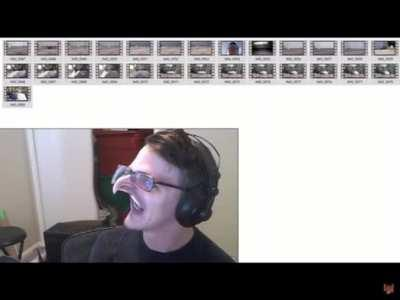 Funny clip from idubbbz second channel a lil bit ago