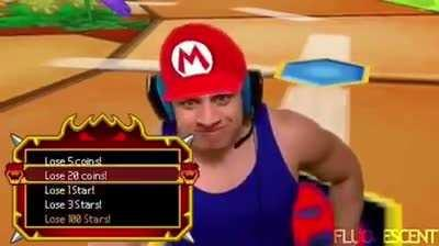 Tyler1 plays Mario party in real life
