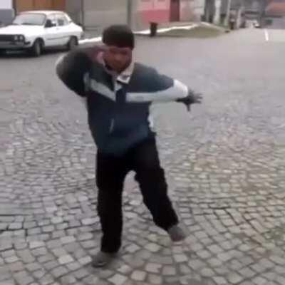 Sweet moves