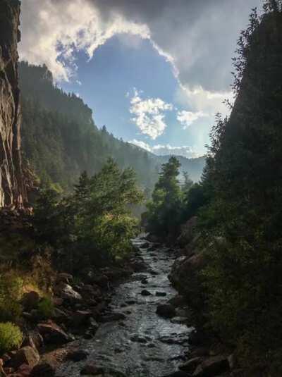 Eldorado Canyon, Boulder