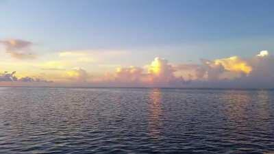 Start of a good day in Key West (sound on)