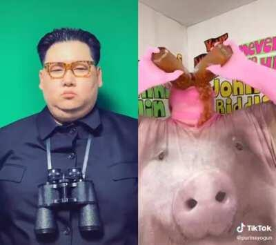 Fuck you Jiggly Puff man, Now Kim is mad. YOU'VE KILLED US ALL!!!!!!