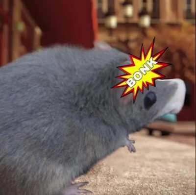I'm da rat
