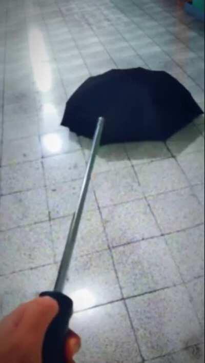 The Combat Umbrella