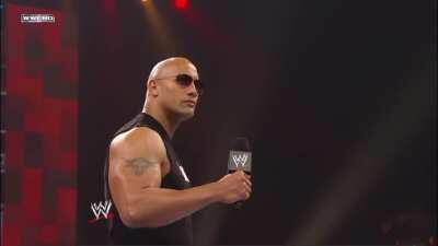 10 years ago today, The Rock FINALLY returned to WWE.