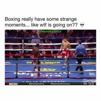 I guess they box different these days..