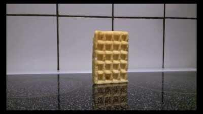 just a waffle, nothing to see here