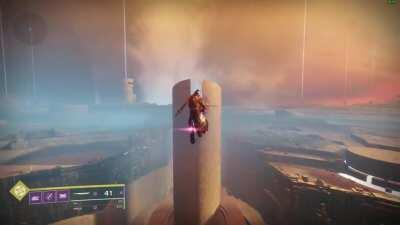 How to get the hidden eyes of Savathun on Mercury without the public event as a titan