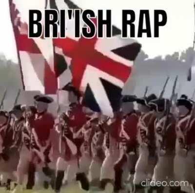 Brit*sh rap 😳