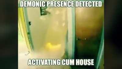 Demonic C*m word 😎😳