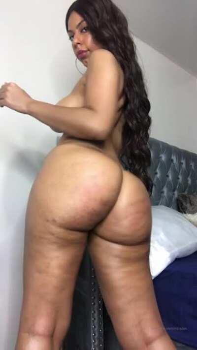 This might be the best ass I've ever seen..