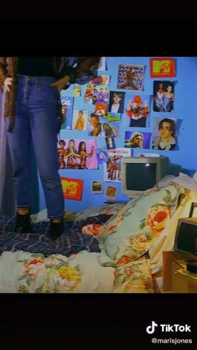 Room decor through the years