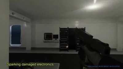 Additional pre-alpha Black Ops 4 engine footage.