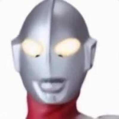 Man singing Ultraman no Uta