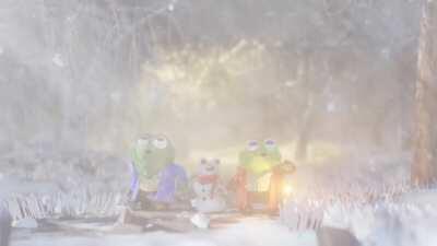 Es ist ein ziemlich frostiger Mittwoch, meine Kerle!