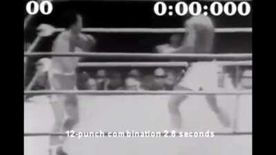 2.8 seconds!!!
