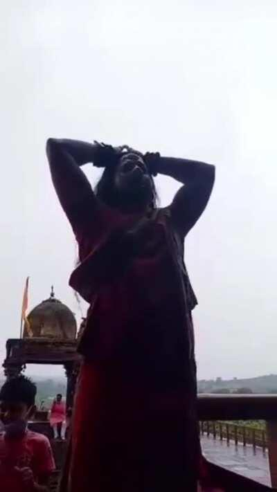 Shiva Tandava Stotram. Sung in a very beautiful and powerful way.