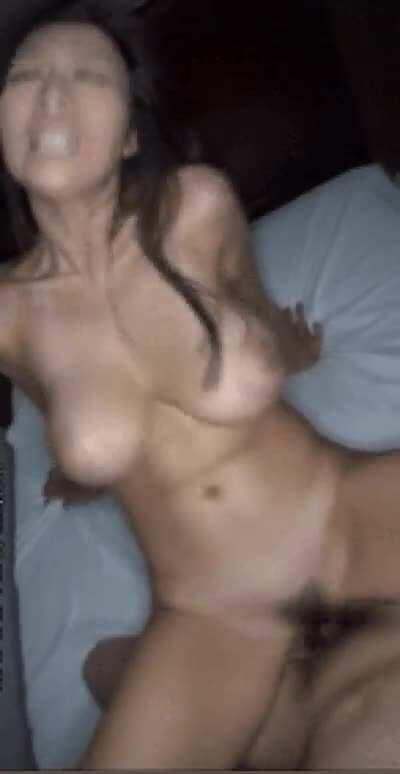 Japanese MILF With Big Tits Getting Pounded