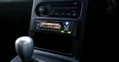 Even my radio has pop ups!
