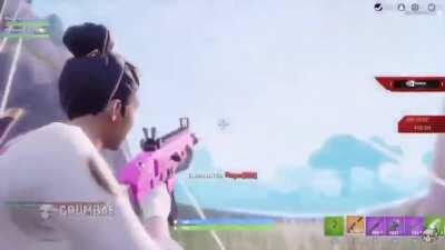 I have no title for this just know it's a Fortnite clip